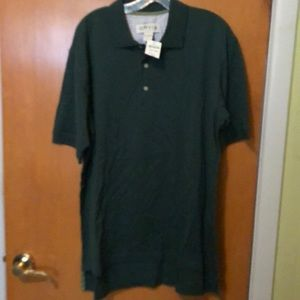 Nwt orvis polo green l